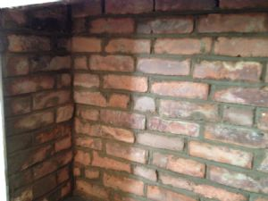 Brickwork Renovation per Square Meter
